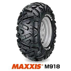 【法人宛送料無料】ATVタイヤ AT26×11R14 6PR リア用 マキシス M918 BIGHORN ビッグホーン MAXXIS■2017年製■