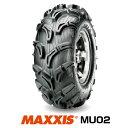 【送料無料】ATVタイヤ AT25×10-12 6PR 50J リア用 マキシス MU02 Zilla MAXXIS■2018年製■
