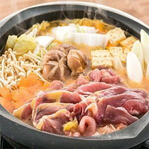 四国のてっぺん手箱山のふもとで大切に育てた最高級のきじ肉を使った「辛みそなべセット」 (有)手箱建設・高知県