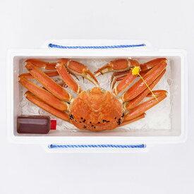 送料無料 越前がに 大 有限会社前崎鮮魚店 福井県 福井の味覚の王様 越前がに。選りすぐりの大きなサイズを絶妙の茹で加減でお届け
