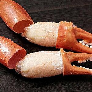 稚内産 紅ズワイガニ爪 1kg 蟹 爪 特大 ずわいがに 蟹爪 ずわい蟹 冷凍 カニ ボイル 北海道グルメ 豪華 海鮮 そうべい