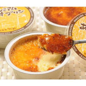 乳蔵 北海道あいすプリン 6個 セット 北海道 アイス プリン 洋菓子 プレミアム アイスプリン ちちぐら 詰め合わせ