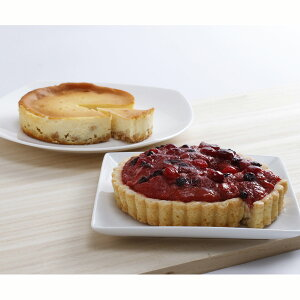 乳蔵 ベイクドチーズケーキ タルト セット 北海道 フルーツタルト 洋菓子 デザート 冷凍 詰め合わせ スイーツ