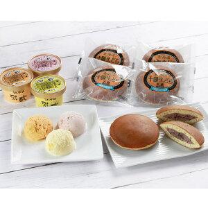 乳蔵 北海道アイス 十勝生どら セット 北海道 アイスクリーム どら焼き 十勝産小豆 デザート 冷凍 詰め合わせ スイーツ