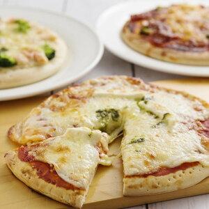 北海道チーズピザ5枚 3種 詰合せ ピザ 冷凍 惣菜 チーズピザ ミックスベジタブルピザ マルゲリータ シーフードピザ 国産 北海道産 北海道 江戸屋