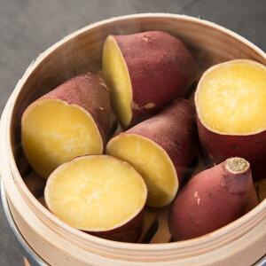 さつまいも 紅はるか 生芋 Mサイズ 2kg 茨木県産 蜜芋 サツマイモ 産地直送 新鮮 野菜 サラダファイブ