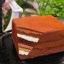 チョコレート 長崎石畳ショコラ 絶品チョコレートケーキ (ラージサイズ) TVで紹介 ネオクラシッククローバー 長崎県