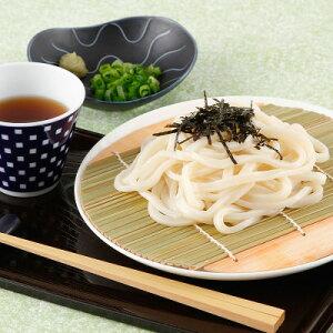 なめらかな食感が特徴! ふる里水沢〈包丁切りうどん〉300g×6セット | 株式会社叶屋食品・群馬県