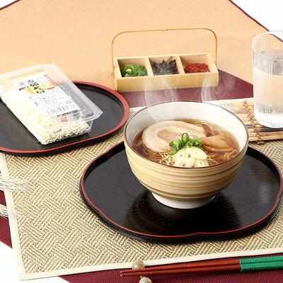 送料無料 グルメ 生ラーメン ゆであがり1分!のどごしのよい細麺〈支那そば〉10セット 株式会社叶屋食品