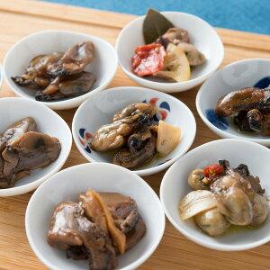 ギフトセット 海組の八 牡蠣の燻製 詰め合わせ セット ピクルス 牡蠣味噌 オードブル おつまみ 肴 牡蠣の家しおかぜ 岡山県