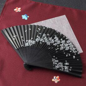 扇子 300年の伝統を受け継いだ近江扇子 桜