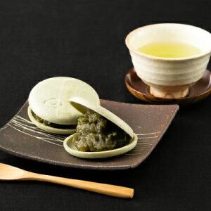 和菓子 お手作り京もなかと宇治茶II 最中 お茶 スイーツ きよ泉 巨泉 京都