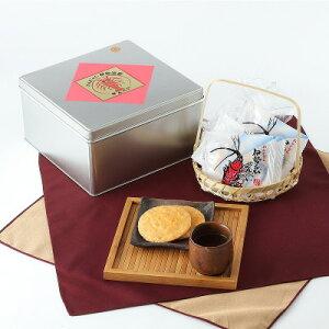 和菓子 カルシウムたっぷり 伊勢えびせんべい(30枚入2缶セット) 有限会社大野荘 千葉県