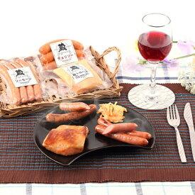 ハム お取り寄せ 豚とろ ハム ソーセージ 2種 500g 鹿児島 豚肉 手造りハム工房蔵 代表田崎大輔 鹿児島県