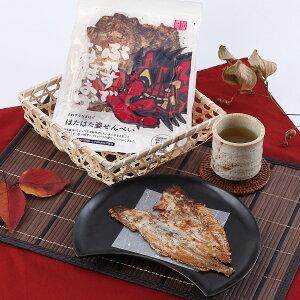 和菓子 宴会の差し入れに! ぷれすでなまはげ はたはた姿せんべい 3枚入り×6セット