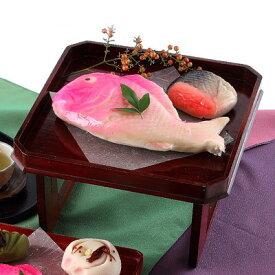 和菓子 練り切りあんで作った祝い菓子 引き菓子(大) 小浜屋菓子店・新潟県