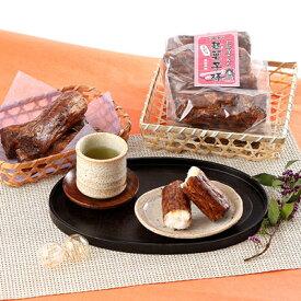 送料無料 和菓子 お取り寄せスイーツ sweets 麩菓子棒 昔懐かしい 黒糖 8本入り×12袋セット