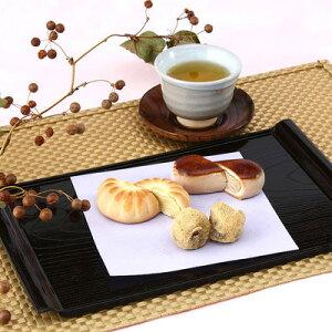 和菓子 人気商品をセットでお届け! 詰合せ(寿・栗・城)