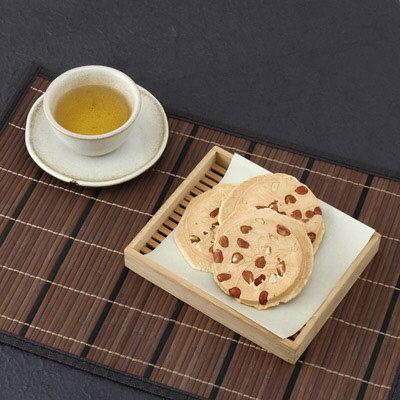 南部煎餅 香ばしいかおり広がる 厚焼きピーナッツ煎餅 4枚×30袋入り 宇部煎餅店 南部せんべい 送料無料