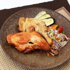 お取り寄せコーチン 低脂肪 低カロリー 220g×2本 親鳥骨付足 180g×1本 黒田商店 香川県