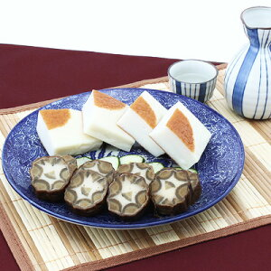 紀伊水道の新鮮な魚をご自宅に 紀州名産蒲鉾詰合せ箱入 「なんば焼3枚・ごぼう巻2本」