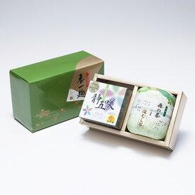 静五咲・ふくよ香詰合せ 世界緑茶コンテスト「最高金賞」に輝く緑茶ティーバッグと深蒸し煎茶の贅沢なセット。