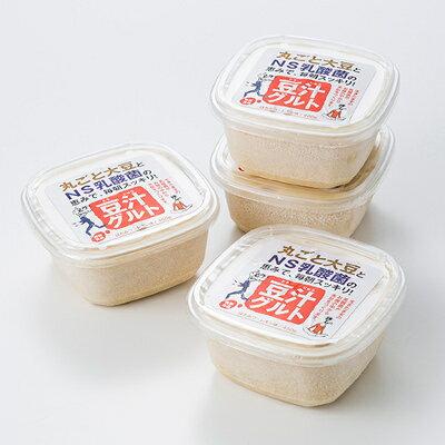 北海道産大豆とモンゴルのNS乳酸菌で作った大豆のヨーグルト 豆汁グルト・ハチミツレモン 株式会社リブレライフ・東京都