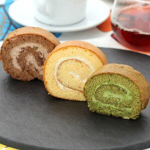 ロールケーキ お取り寄せスイーツ sweets ショコラ プレーン セット ひまわりポンポン