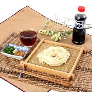 作りたての美味しさをご家庭で 一番のばし「生」手延うどん麺つゆ付