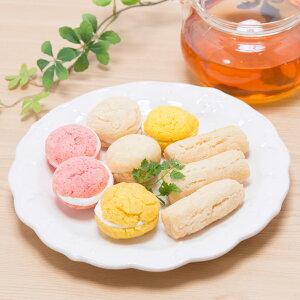 スイーツ 美味しいお菓子セット〔マシュマロサンド×10個・ホワイトラブ(3本入)×8袋〕 shopGT 宮崎県