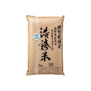 特別栽培米ミルキークイーン「浩誇米」〔特別栽培米ミルキークイーン5〕