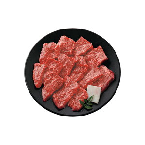 上州牛ミニステーキ用〔モモ肉300g〕