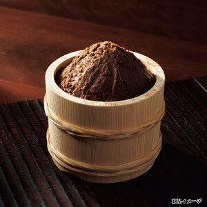 三年味噌詰合せA〔限定醸造三年味噌2kg(1kg×2)、三年蔵白味噌750g×2〕