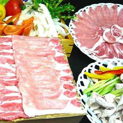 送料無料 お取り寄せ 豚肉 三元豚 ロイヤルポーク しゃぶしゃぶ 600g 豊栄食肉センター 三重県