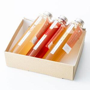 お取り寄せ 飲む酢 果実酢 おいしい フルーツビネガー 柑橘 170ml×3 株式会社季節園 愛媛県