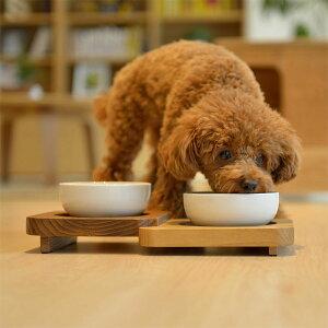 送料無料 ペット用フードテーブル(ご飯台) 栗のすみか