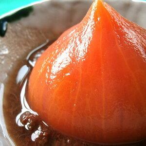 まるごとトマトのコンポートとたんたんジャムセット〔ジャム3種、トマトのコンポート、とちおとめあずき〕