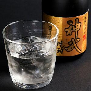25度神武琥珀〔720ml〕 井上酒造株式会社 宮崎県