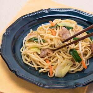 上海焼きそば 中華味焼きそば 6食 セット やきそば 麺 ヤキソバ 本格ソース付き インスタント 送料無料 ポイント消化 ポスト投函便 1000円 ポッキリ