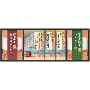 匠や本舗 創業百十余年大阪 廣川昆布とグルメ 産地素材お茶漬け・ふりかけ C〔全5種11個〕
