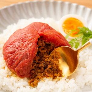 赤いとまて箱 2種各2個 セット 丸ごとトマトのキーマカレー パスタソース 岐阜県産 トマトソース 冷凍食品 惣菜 一力屋