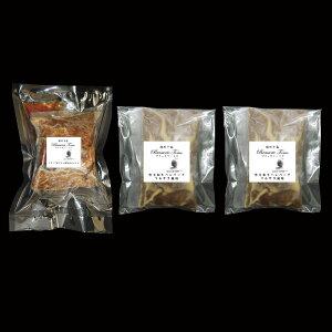 麻布十番ブラッセリートモ ホエー豚のローストポークと黒毛和牛煮込みハンバーグ 冷凍 高級 惣菜 有名店の味 神戸