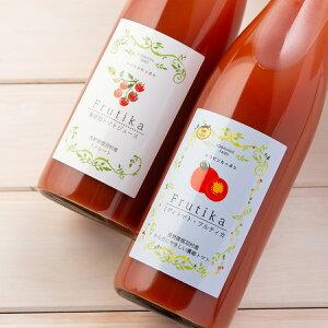 トマトジュース 飲みくらべセット 720ml 2本 長野県産 完熟トマト 無塩 食塩無添加 100%ジュース 信州 野菜ジュース 小林農園