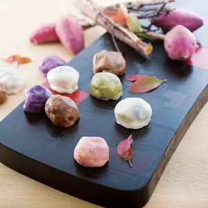 熊本いきなり団子 15個 セット プレーン 紫芋 よもぎ 黒糖 さくら 和菓子 熊本名物 お茶請け おやつ だんご 九州産さつまいも