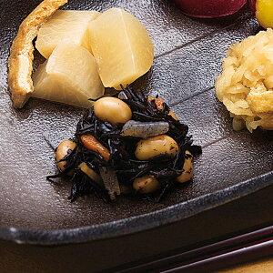 大粒大豆 ひじき豆 10袋 おばんさい 京のおかず お惣菜 お弁当のおかず 惣菜 煮豆 豆の煮物 国産大豆 そうざい 京の黒豆北尾