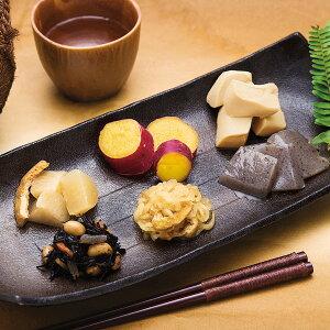 おばんさい 6種 8袋 詰合せ 切り干大根の煮いたん 京のおかず お惣菜 お弁当のおかず 惣菜 煮物 国産 そうざい 京の黒豆北尾
