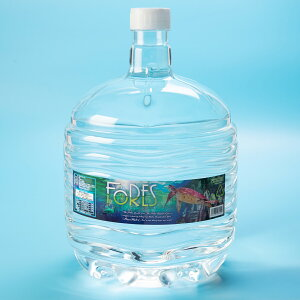 ピュアウォーター フォーレス 12L ボトル 4本セット 水 スリムアクア ボトルウォーター RO水 軟水 兵庫県 仙代テック