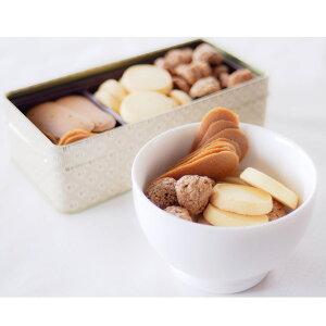 クッキー SS 3缶セット 3種 詰合せ 140g×3 焼き菓子 洋菓子 スイーツ ミニコンゴーレ オスティ ラングドシャー デザート おやつ ご当地スイーツ お取り寄せスイーツ 神奈川 ラ・マーレ・ド・チ
