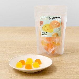 屋久島そだちのフルーツゼリー シャリプニ 85g×6 グミ お菓子 屋久島産 国産 たんかん パッションフルーツ プチゼリー 個包装 おやつ デザート オノマトペのおやつたち