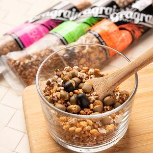 グラグレイン 3種 セット シリアル グラノーラ 朝食 国産 健康食品 ヘルシー もち玄米 グラグレインロースト グラグレインフルーツキャラメル グラグレインバータイプ 食べきりサイズ 個包